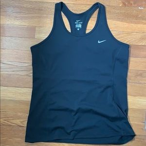 Nike dri-fit tank top, medium